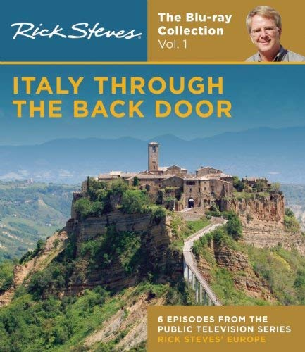 Rick Steves' Italy Through the Back Door 9781598807233