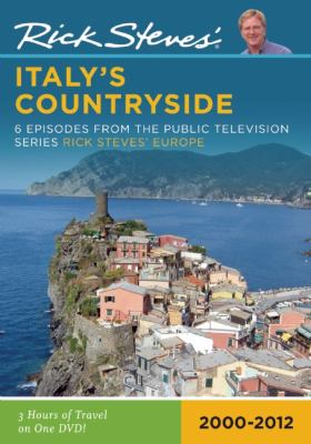 Rick Steves' Italy's Countryside: 6 Episodes from the Public Television Series Rick Steves' Europe: 2000-2009