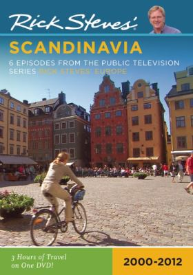 Rick Steves' Scandinavia: 4 Episodes from the Public Television Series Rick Steves' Europe: 2000-2009 9781598802313