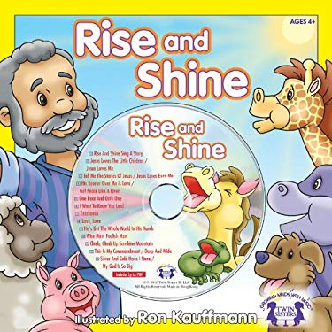 Rise and Shine [With CD (Audio)] 9781599224961