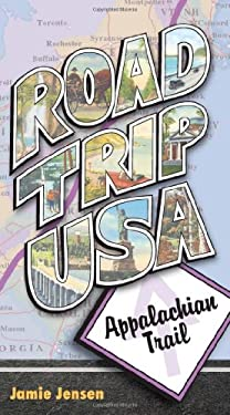 Road Trip USA, Appalachian Trail 9781598805796