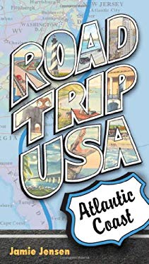 Road Trip USA Atlantic Coast 9781598805802