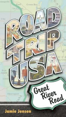 Road Trip USA Great River Road 9781598805819