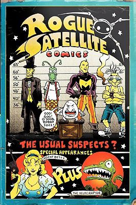 Rogue Satellite Comics 9781593932527