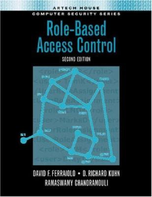 Role-Based Access Control 9781596931138