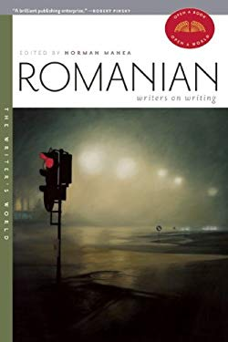 Romanian Writers on Writing 9781595340825