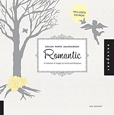 Romantic: A Collection of Images for Artists and Designers [With CDROM]