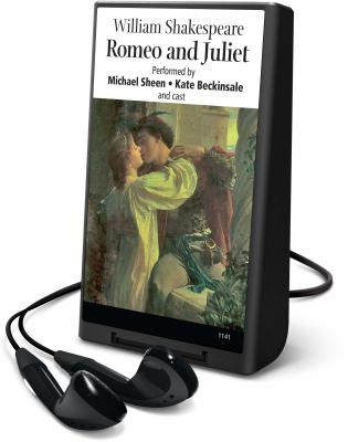 Romeo and Juliet [With Headphones] 9781598953411