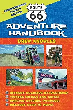 Route 66 Adventure Handbook: Turbocharged 9781595800596