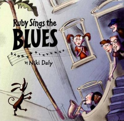 Ruby Sings the Blues 9781599900292