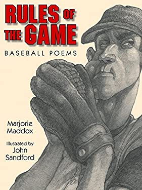 Rules of the Game: Baseball Poems 9781590786031