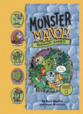Runaway Zombie! 9781599618890