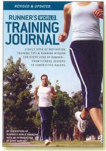 Runner's World Training Journal 9781594865206