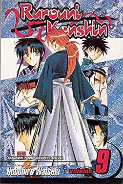 Rurouni Kenshin, Volume 9: Arrival in Kyoto 9781591166696
