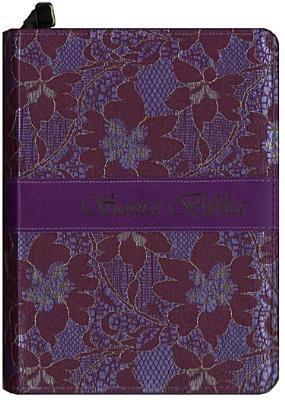 Santa Biblia-Rvr 1960-Zipper 9781598774313
