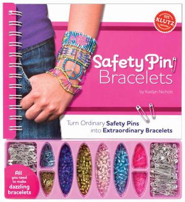 Safety Pin Bracelets Kit 9781591749325
