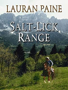 Salt-Lick Range 9781597229746
