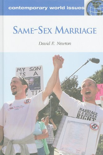 Same-Sex Marriage: A Reference Handbook 9781598847079