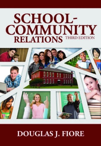 school and community relation This practical, comprehensive book is an indispensable guide for home-school-community collaborations home, school, & community relations, 9th edition, meets the needs of teachers and administrators who desire to create effective, culturally-competent partnerships with families, and helps to prepare future teachers for their careers.