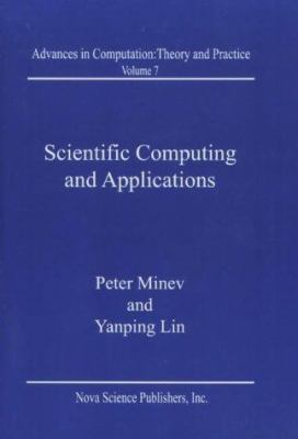 Scientific Computing and Applications 9781590330272