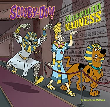Scooby-Doo! and the Museum Madness 9781599618678