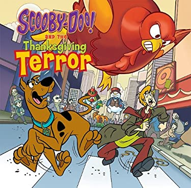 Scooby-Doo and the Thanksgiving Terror 9781599618708