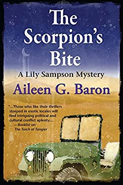 The Scorpion's Bite: A Lily Sampson Mystery 9781590587539