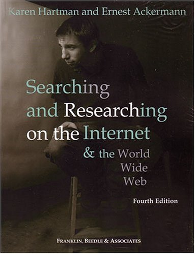 Searching & Researching on the Internet & the World Wide Web 9781590280362