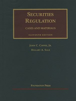 Securities Regulation: Cases and Materials 9781599414508