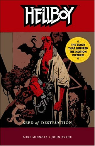 Hellboy Volume 1: Seed of Destruction 9781593070946