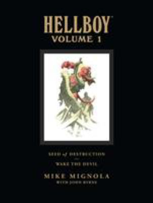 Hellboy Volume 1: Seed of Destruction 9781593079109