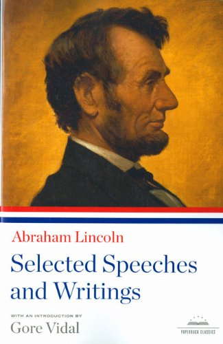 Selected Speeches and Writings 9781598530537