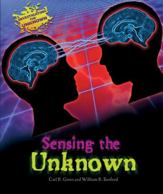Sensing the Unknown 9781598453034