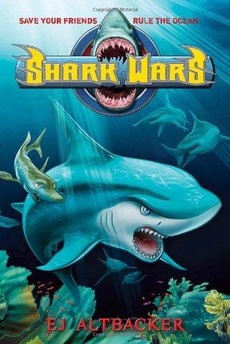 Shark Wars 9781595143761
