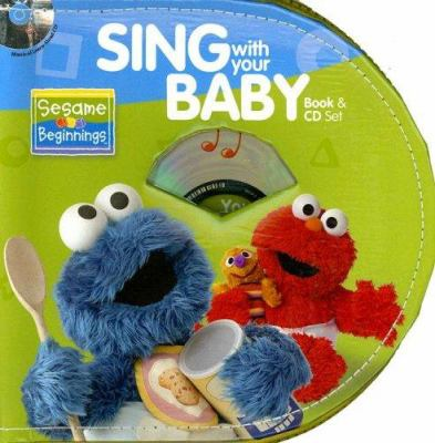 Sing with Your Baby [With CD] 9781590694947