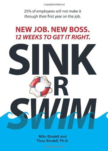Sink or Swim 9781593375409