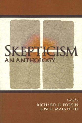 Skepticism: An Anthology 9781591024743