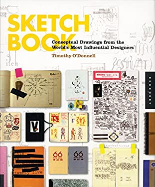 Sketchbook: Conceptual Drawings from the World's Most Influential Designers 9781592535217