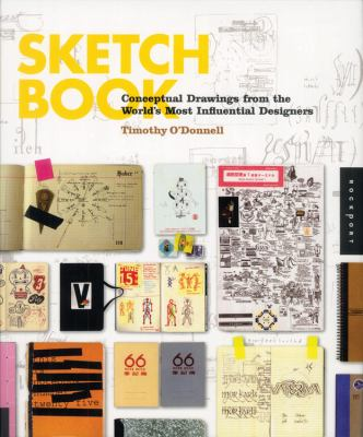Sketchbook: Conceptual Drawings from the World's Most Influential Designers 9781592537341