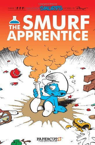 The Smurf Apprentice 9781597072793