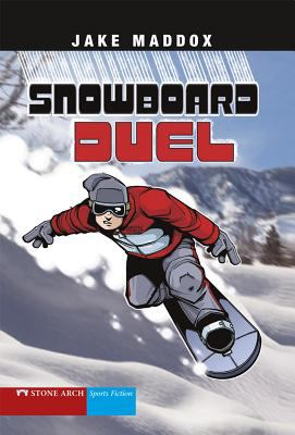Snowboard Duel 9781598898958