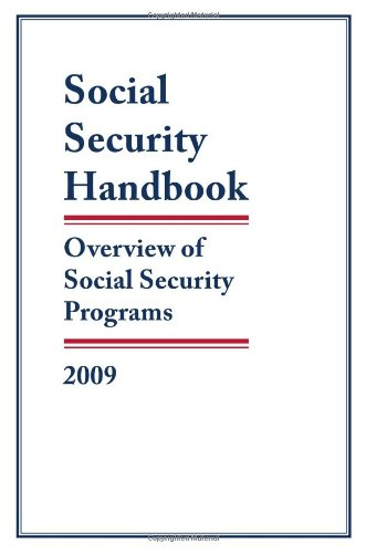 Social Security Handbook: Overview of Social Security Programs 9781598883350