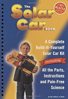 The Solar Car Book 9781591748236