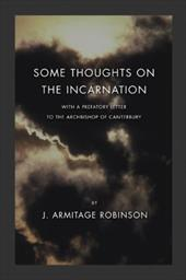 Some Thoughts on the Incarnation 7270134