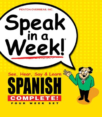 Spanish Complete [With (4) 240-Page Softcover Books] 9781591253198