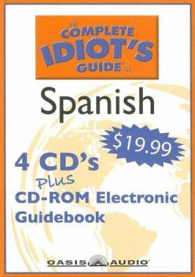 Spanish [With CDROM Electronic Guidebook] 9781598590548