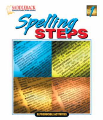 Spelling 1 (Enhanced eBook) 9781599056555