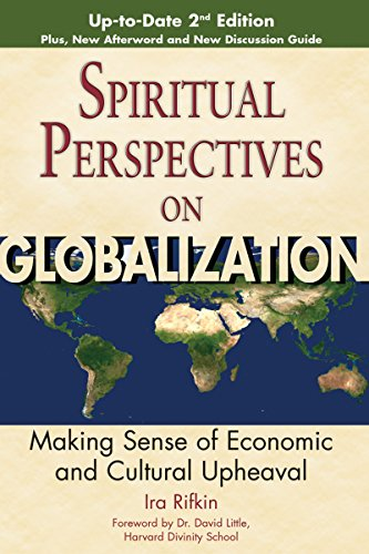Spiritual Perspectives on Globalization: Making Sense of Economic and Cultural Upheaval 9781594730450