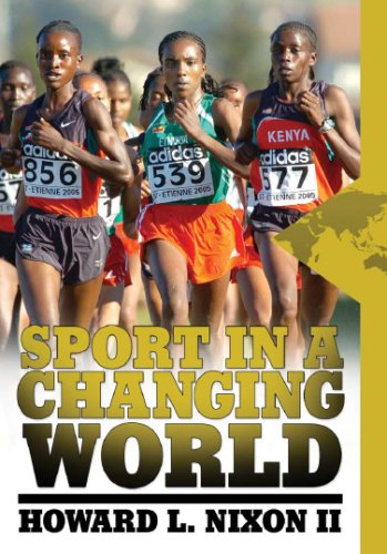 Sport in a Changing World 9781594514432