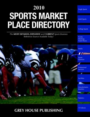 Sports Market Place Directory 9781592375523